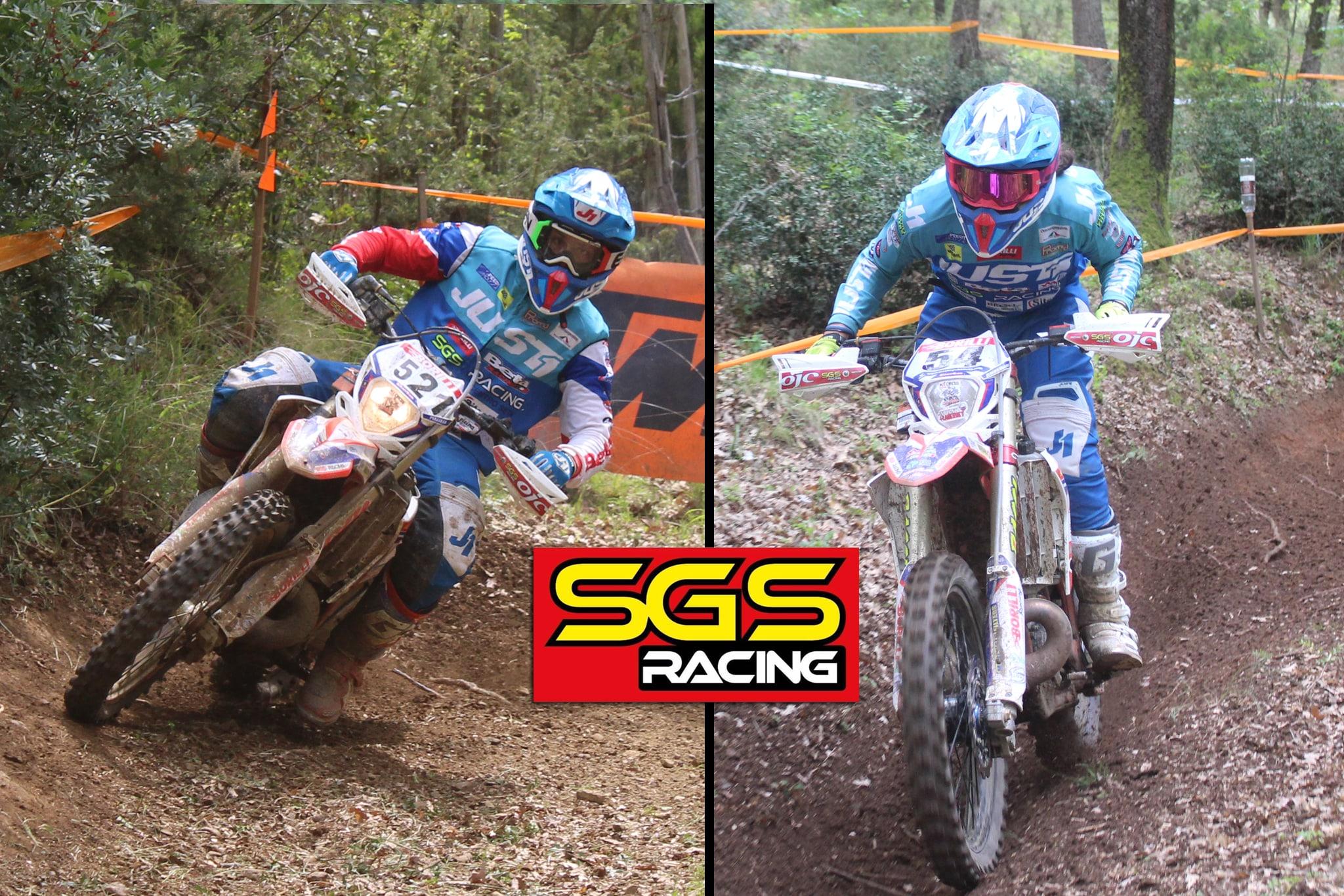 SGS Racing nella top ten della tappa di Assoluti enduro a Piediluco