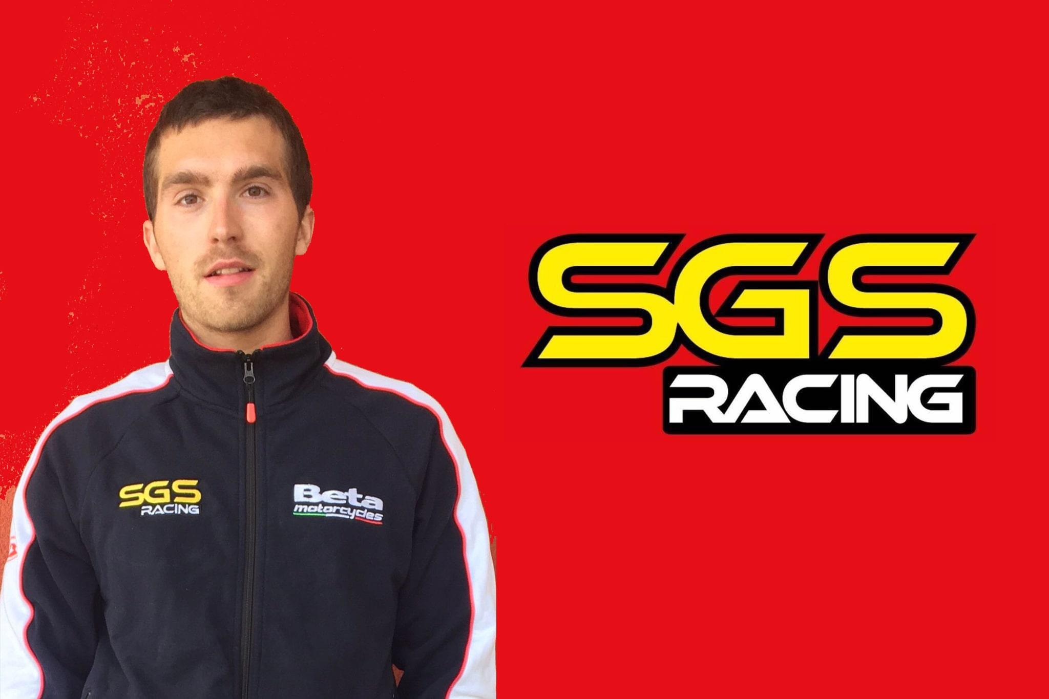 Davide Pellizzaro e SGS Racing insieme per la stagione enduro 2021